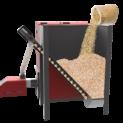 Cazan mixt lemne/peleti 48 kW cu arzator 50kw 18