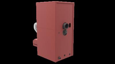 Centrala pe peleti compacta MP50 3