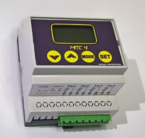 Controler pentru gestionarea instalațiilor de încălzire și răcire MTC4 1