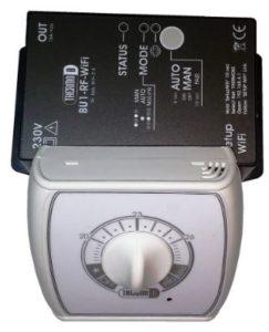 Termostat de ambient cu RF si Wifi 1